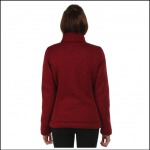 Regatta Ranita Rhubarb Fleece Jacket 2