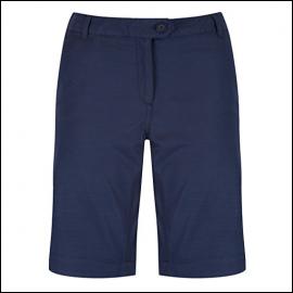 Regatta Sophillia Navy Shorts 1