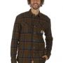 Regatta Tyrus Cameo Green Long Sleeve Fleece Shirt 2