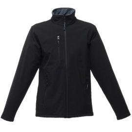 Regatta Void Black Softshell Jacket 1