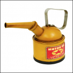 Rolson Model Oil Can Garden Ornament 1