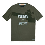 Stihl Man of Stihl T Shirt