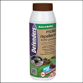 STV Natural Action Mole Repellant Scatter Granules 450g