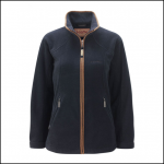 Schoffel Burley Ladies Fleece Jacket Navy 1