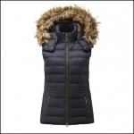 Schoffel Chelsea Ladies Navy Down Gilet 1