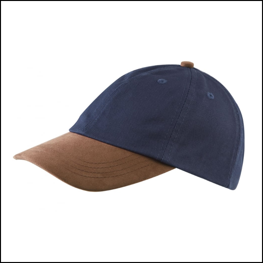 Schoffel Cowes Baseball Cap Navy 1