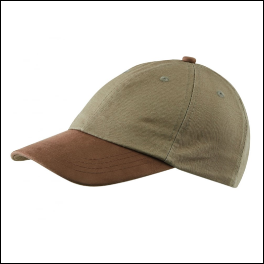Schoffel Cowes Baseball Cap Olive 1
