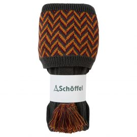 Schoffel Herringbone II Socks Forest-Ochre-Mulberry 1