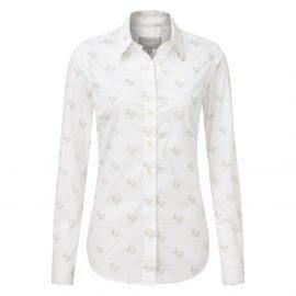 Schoffel Ladies Norfolk Marble Hare Shirt 1