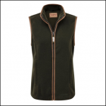 Schoffel Lyndon II Ladies Fleece Gilet Forest 1