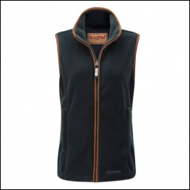 Schoffel Lyndon II Fleece Gilet Kingfisher 1
