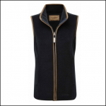 Schoffel Lyndon II Ladies Fleece Gilet Navy 1