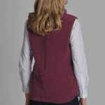Schoffel Lyndon II Ladies Fleece Gilet Plum 2