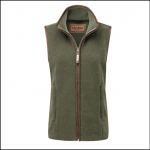 Schoffel Lyndon II Ladies Fleece Gilet Fern 1