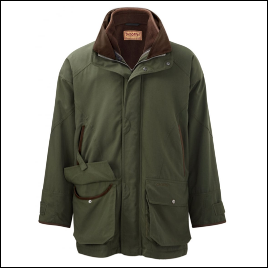 Schoffel Ptarmigan Interactive Shooting Coat 1