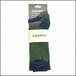 Schoffel Rock Socks (pack of 3) Navy Mix 1