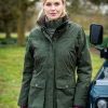 Schoffel Rockingham Ladies Shooting Coat 2