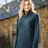 Schoffel Tilton Ladies Qtr Zip Fleece Kingfisher 2