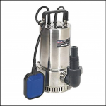 Sealey Submersible Stainless 250L Auto Water Pump 1