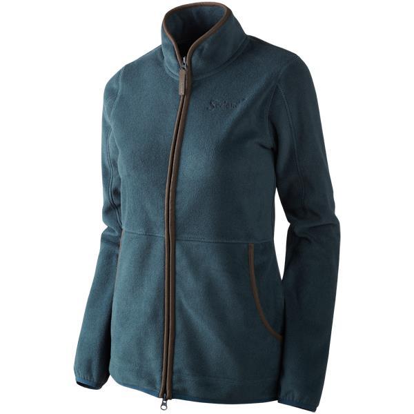 Seeland Bolton Lady Fleece Jacket Carbon 1