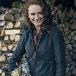 Seeland Bolton Lady Fleece Jacket Carbon 2