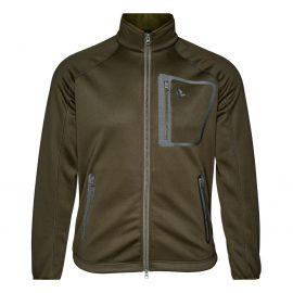 Seeland Hawker Storm Pine Green Fleece Jacket 1