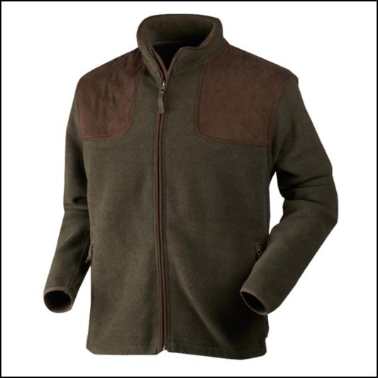 Seeland William II Pine Green Fleece Jacket 1