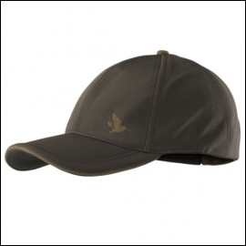 Seeland Winster Black Coffee Softshell Cap 1