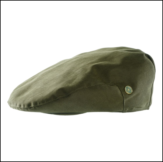 Seeland Woodcock II Flat Cap Shaded Olive 1