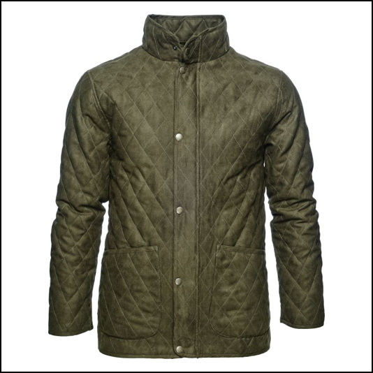 Seeland Woodcock Quilt Jacket Shaded Olive 1