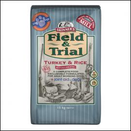 Skinner's Field & Trial Turkey & Rice Dog Food 15kg