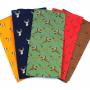 Soprano Country Themed Animals Handkerchief Gift Box Set 2
