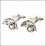 Soprano Fish & Reel Cufflinks 1