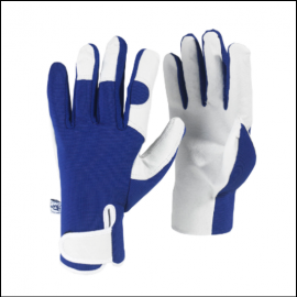Spear & Jackson Mens Blue Kew Gardening Gloves,