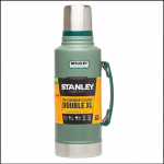 Stanley Classic Stainless Steel 1.9L Jumbo Vacuum Flask Green 1