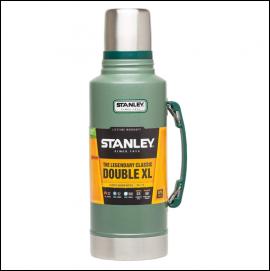 Stanley Classic Stainless Steel 1.9L Jumbo Vacuum Flask Green 1