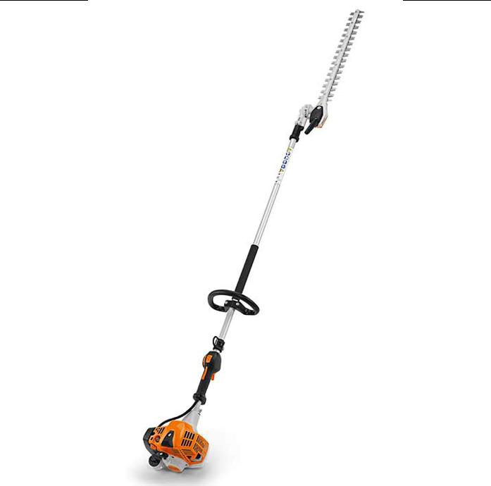 Stihl HL 92C-E Long Reach Hedge Trimmer