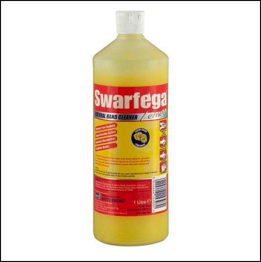 Swarfega Lemon Hand Cleaner 1L Polybottle