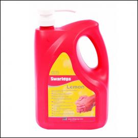 Swarfega Lemon Hand Cleaner 4L Pump Pack