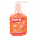 Swarfega Orange Hand Cleaner 450ml Pump Bottle