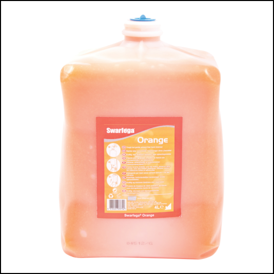 Swarfega Orange Hand Cleaner 4L Refill Cartridge