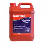 Swarfega Wash & Wax Car Shampoo and Conditioner 5L
