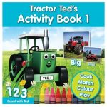 Tractor Ted Activity Book 1