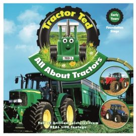 Tractor Ted All About Tractor Book