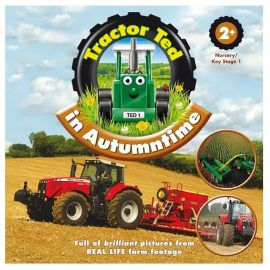 Tractor Ted Autumntime Book