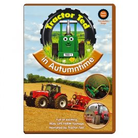 Tractor Ted Autumntime DVD