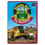 Tractor Ted Big Machines DVD