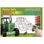 Tractor Ted Colouring Book