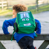 Tractor Ted Dark Green Backpack 2