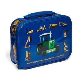 Tractor Ted Digger Lunch Bag